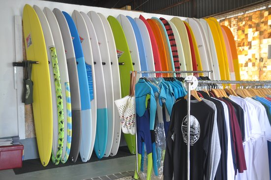 Noosaville, Australia: 100 boards in stock!