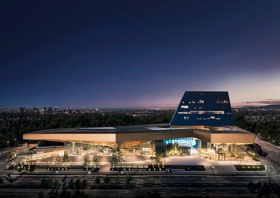 Goyang, Južná Kórea: 현대 모터스튜디오 고양 [외관사진]