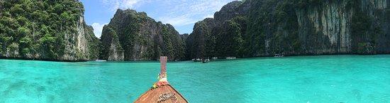 Pileh Bay (Pi Leh Lagoon), Ko Phi Phi Lee, Thailand