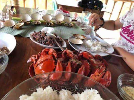 Busuanga Town, Филиппины: Yummy!