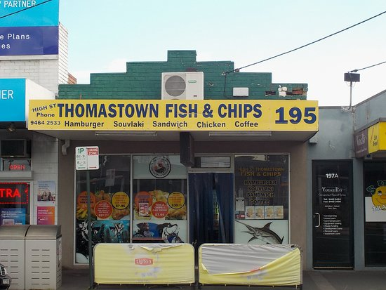 Thomastown, Australia: Shop exterior