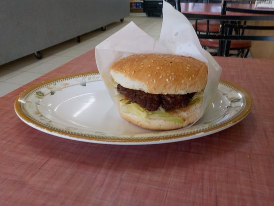 Thomastown, Australia: Plain Hamburger