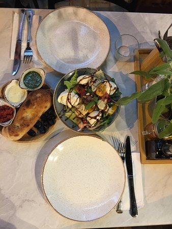 Distrito de Haifa, Israel: Papiano Salad