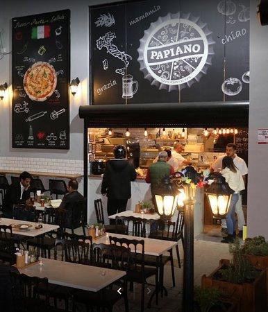 Distrito de Haifa, Israel: Dinner Time