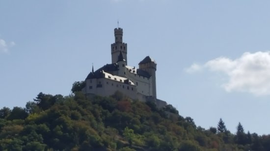 Braubach, ألمانيا: Kasteel Marksburg