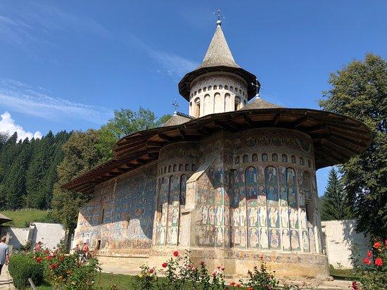 Monastyr Voroneţ