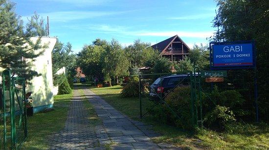 Miedzywodzie, Polen: Gabi Mrzezyno