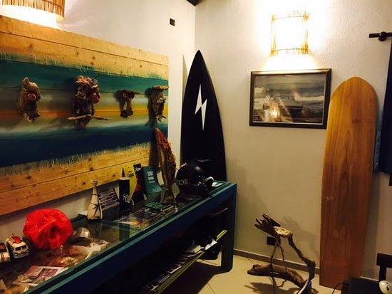 Putzu Idu, Италия: Surf House