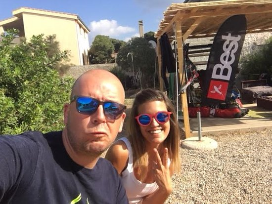 Putzu Idu, Италия: SCUOLA SURF
