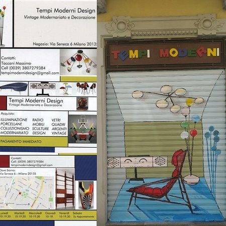 Tempi Moderni Design