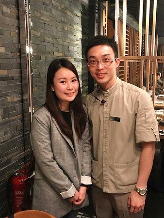 Thank you Eric Chan
