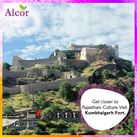 Get closer to Rajasthani culture . visit Kumbhalgarh Fort