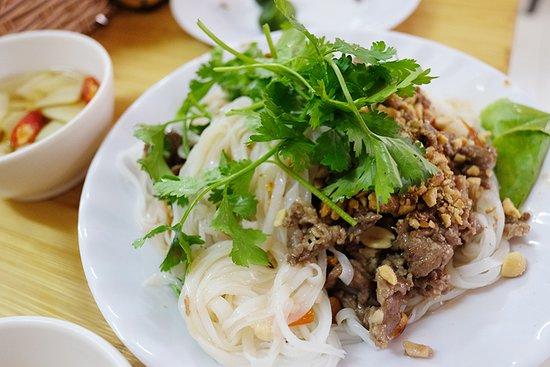 Phở Cuốn Hương Mai: 麺です