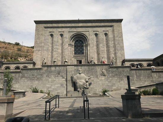 Matenadaran – Repozytorium Dawnych Rękopisów Ormiańskich