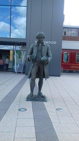Denby, UK: Mr Wedgewood