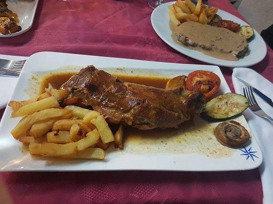Restaurante Xaloc: lamm
