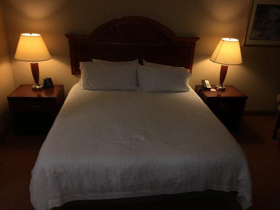 Nice room and service.