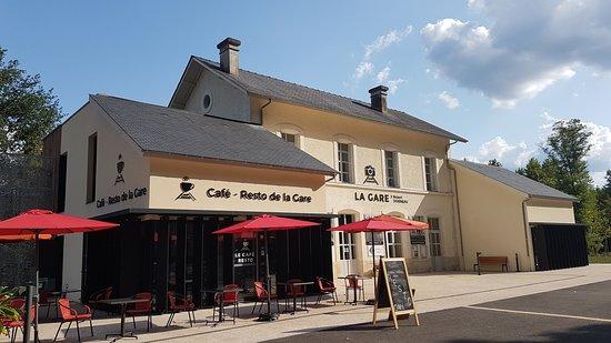 La Gare Robert Doisneau