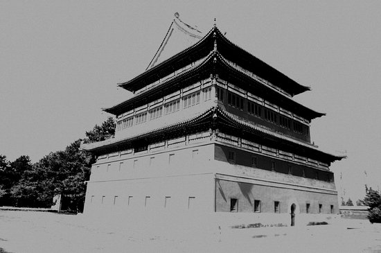 Chengde, China: Change, Temple Anyuan