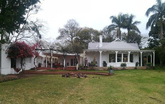 Eshowe, África do Sul: esterno della casa