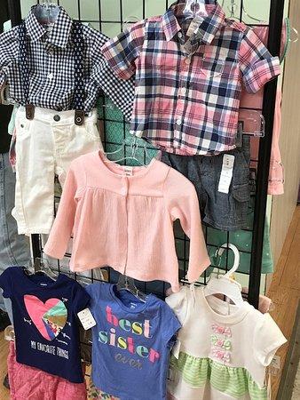 Quakertown Farmers Market: Sprinkle's Children's Clothing Dept. #359
