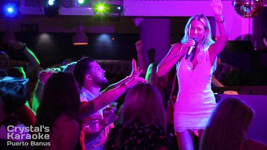Crystal's Karaoke Puerto Banus