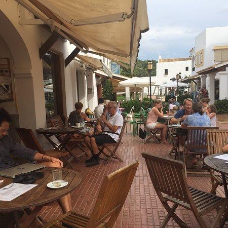 San Carlos, Spain: Café Girasol Panadería