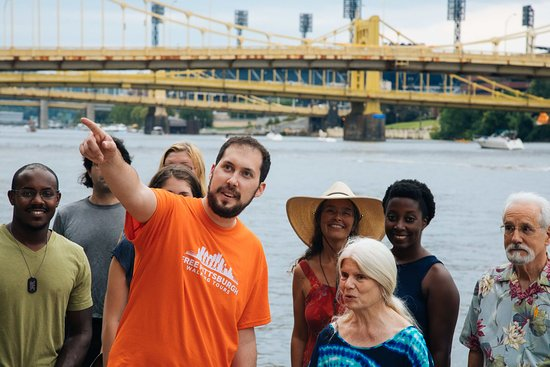 ‪Free Pittsburgh Walking Tours‬