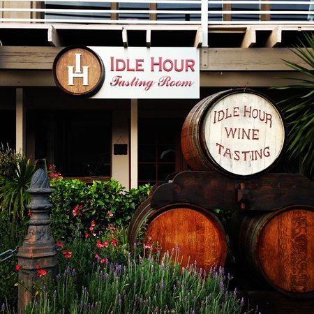 Idle Hour Tasting Room