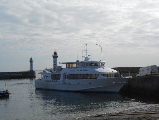 Port du Palais