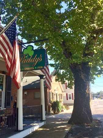 Just off the main drag, Paddy's is not to be missed when in Charles Town, WV.