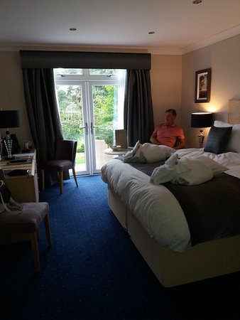 Haytor Vale, UK: The Moorland Hotel