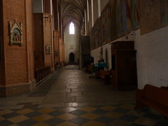 St John the Evangelist's Cathedral: Północna nawa