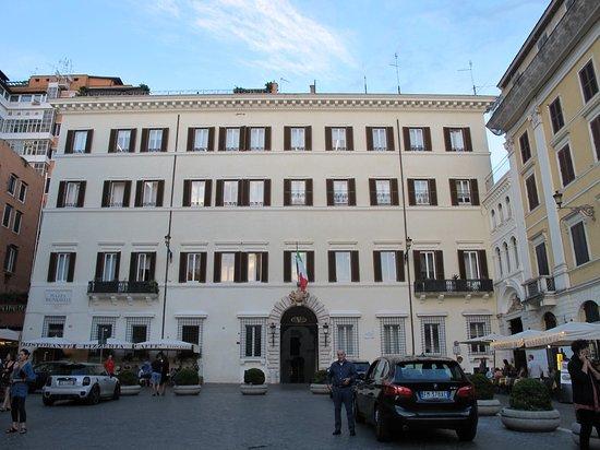 Palazzo Gabrielli Mignanelli