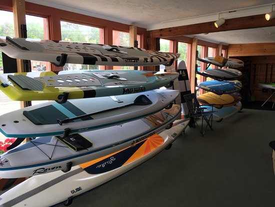 Center Harbor, Nueva Hampshire: The latest Paddleboards, Kayaks and Canoes in stock