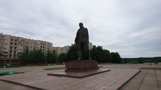 Monument to V.I. Lenin