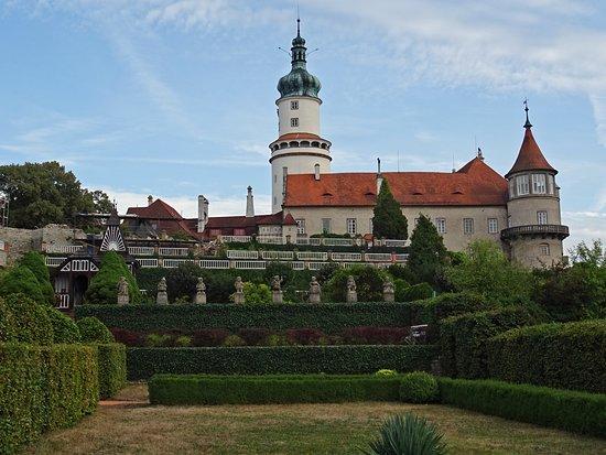Nove Mesto nad Metuji, República Tcheca: Gardens