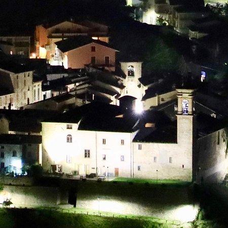 Apecchio, Italie : Centro Storico
