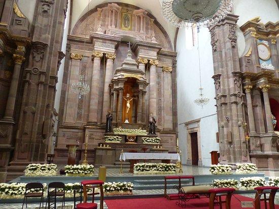 Templo y Ex Convento San Franscisco