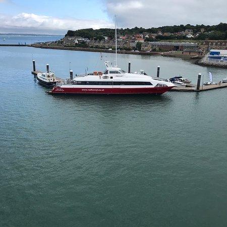 Red Funnel Ferries: photo2.jpg
