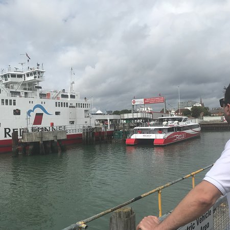Red Funnel Ferries Image