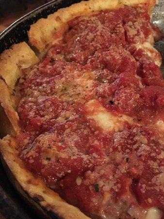 Lakewood  McHenry County, إلينوي: Deep Dish Malnati Chicago Classic
