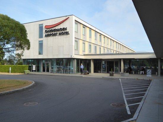 Gardermoen Airport Hotel: Внешний вид отеля