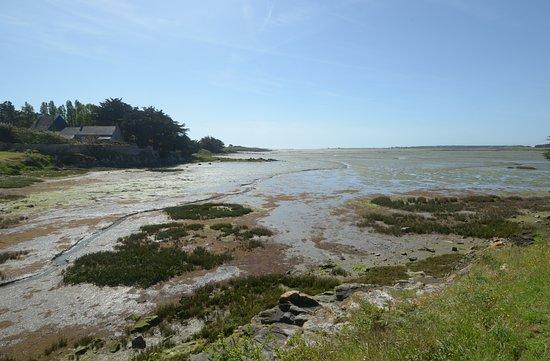 Plouharnel, Frankrike: la baia