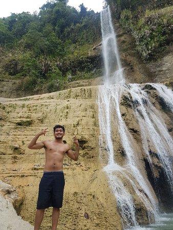 Candijay, Filipinas: Can-umantad Falls