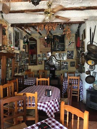 Mecina Fondales, Испания: inside