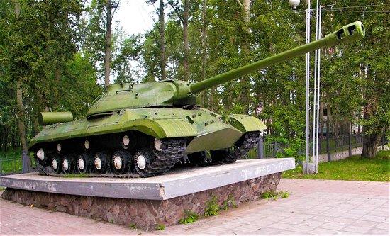 Achinsk, Russland: Он вернулся из боя
