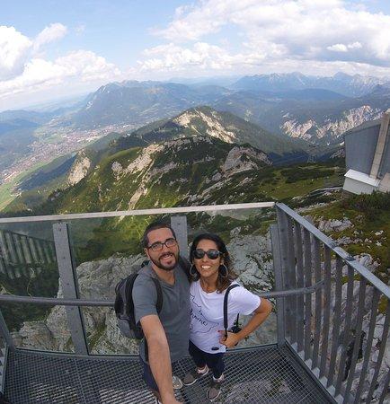 Alpspitz: A plataforma AlpspiX