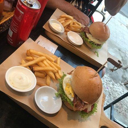 Fantastic Burgers