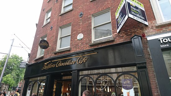 Butlers Chocolate Cafe, Grafton Street